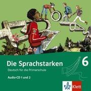 Cover-Bild zu Die Sprachstarken 6. Schuljahr. Audio-CD 1/2