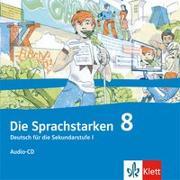 Cover-Bild zu Die Sprachstarken 8. Schuljahr. Audio-CD