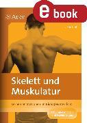 Cover-Bild zu Skelett und Muskulatur (eBook) von Graf, Erwin