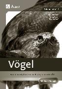 Cover-Bild zu Vögel von Graf, Nadine