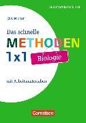 Cover-Bild zu Fachmethoden Sekundarstufe I und II. Das schnelle Methoden-1x1 Biologie von Graf, Erwin
