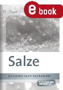 Cover-Bild zu Salze (eBook) von Graf, Erwin