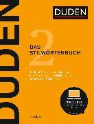 Cover-Bild zu Duden - Das Stilwörterbuch