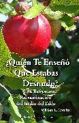 Cover-Bild zu Quién Te Enseñó Que Estabas Desnudo?