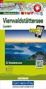 Cover-Bild zu Vierwaldstättersee, Luzern Touren-Wanderkarte Nr. 11. 1:50'000