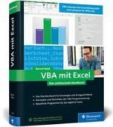 Cover-Bild zu VBA mit Excel