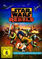 Cover-Bild zu Star Wars Rebels - der Funke einer Rebellion