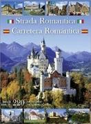 Cover-Bild zu Bildband Romantische Straße Ital./Span