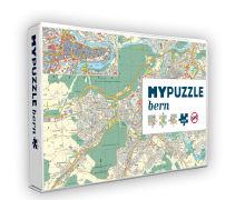 Cover-Bild zu MYPUZZLE Bern