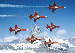 Cover-Bild zu Patrouille Suisse