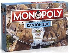 Cover-Bild zu Monopoly Kanton Zug