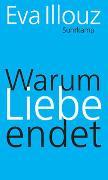Cover-Bild zu Illouz, Eva: Warum Liebe endet
