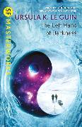 Cover-Bild zu Le Guin, Ursula K.: The Left Hand of Darkness