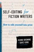 Cover-Bild zu Browne, Renni: Self-Editing for Fiction Writers, Second Edition (eBook)