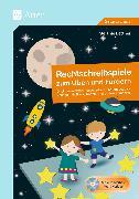 Cover-Bild zu Rechtschreibspiele zum Üben und Fördern von Bettner, Melanie