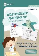 Cover-Bild zu Wortspeicher Mathematik für die Grundschule von Bettner, Melanie