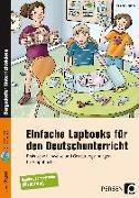 Cover-Bild zu Einfache Lapbooks für den Deutschunterricht von Bettner, Melanie