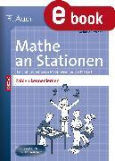 Cover-Bild zu Mathe an Stationen SPEZIAL Zahlen kennenlernen (eBook) von Bettner, Melanie