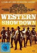 Cover-Bild zu Keitel, Harvey (Schausp.): Western Showdown Collection