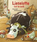 Cover-Bild zu Steffensmeier, Alexander: Lieselotte ist krank (Mini-Ausgabe)