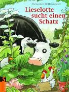 Cover-Bild zu Steffensmeier, Alexander: Lieselotte sucht einen Schatz