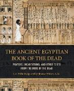Cover-Bild zu Budge, E. A. Wallis: Ancient Egyptian Book of the Dead (eBook)