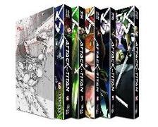 Cover-Bild zu Isayama, Hajime: Attack on Titan, Bände 6-10