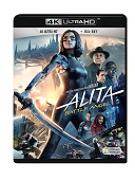Cover-Bild zu Robert Rodriguez (Reg.): Alita: Battle Angel - 4K + 2D