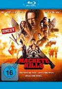 Cover-Bild zu Rodriguez, Robert (Reg.): Machete Kills