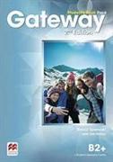 Cover-Bild zu Spencer, David: Gateway 2nd edition B2+ Student's Book Pack