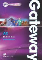 Cover-Bild zu Spencer, David: Gateway. A2. Student's Book