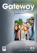 Cover-Bild zu French, Amanda: Gateway 2nd edition C1 Student's Book Premium Pack