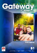 Cover-Bild zu Spencer, David: Gateway 2nd Edition B1 Digital Student's Book Premium Pack