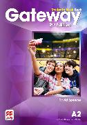 Cover-Bild zu Spencer, David: Gateway 2nd Edition A2 Student's Book Pack