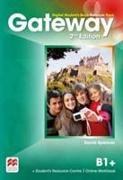 Cover-Bild zu Spencer, David: Gateway 2nd Edition B1+ Digital Student's Book Premium Pack