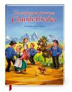 Cover-Bild zu Simon, Ute (Illustr.): Die schönschte Schwiizer Chinderlieder