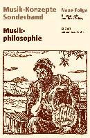 Cover-Bild zu Musikphilosophie