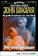 Cover-Bild zu eBook John Sinclair - Folge 1603