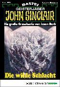Cover-Bild zu eBook John Sinclair - Folge 1601