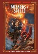 Cover-Bild zu eBook Wizards & Spells (Dungeons & Dragons)