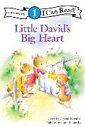Cover-Bild zu Bowman, Crystal: Little David's Big Heart