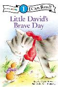 Cover-Bild zu Bowman, Crystal: Little David's Brave Day