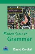 Cover-Bild zu Crystal, David: Making Sense of Grammar