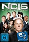 Cover-Bild zu Weatherly, Michael (Schausp.): NCIS. Staffel 8.2