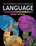 Cover-Bild zu Crystal, David: The Cambridge Encyclopedia of Language
