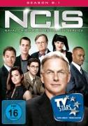 Cover-Bild zu Weatherly, Michael (Schausp.): NCIS. Staffel 8.1