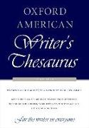 Cover-Bild zu Auburn, David (Hrsg.): Oxford American Writer's Thesaurus