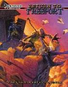 Cover-Bild zu Crystal Fraiser: Return to Freeport