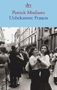 Cover-Bild zu Modiano, Patrick: Unbekannte Frauen