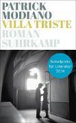 Cover-Bild zu Modiano, Patrick: Villa Triste